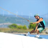 Téléski nautique wakeboard Barcarès 13