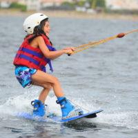 Téléski nautique wakeboard Barcarès 15