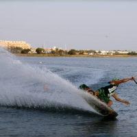 Téléski nautique wakeboard Barcarès 19