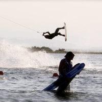 Téléski nautique wakeboard Barcarès 22