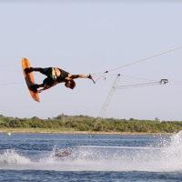 Téléski nautique wakeboard Barcarès 24