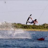 Téléski nautique wakeboard Barcarès 27