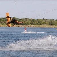 Téléski nautique wakeboard Barcarès 28