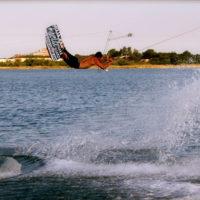 Téléski nautique wakeboard Barcarès 29
