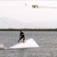 Téléski nautique wakeboard Barcarès 30