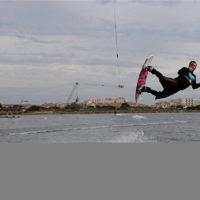 Téléski nautique wakeboard Barcarès 33