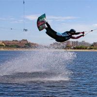 Téléski nautique wakeboard Barcarès 34