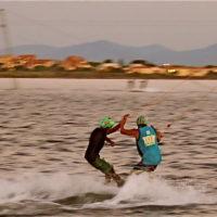 Téléski nautique wakeboard Barcarès 38