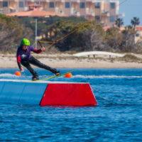 Téléski nautique wakeboard Barcarès 40